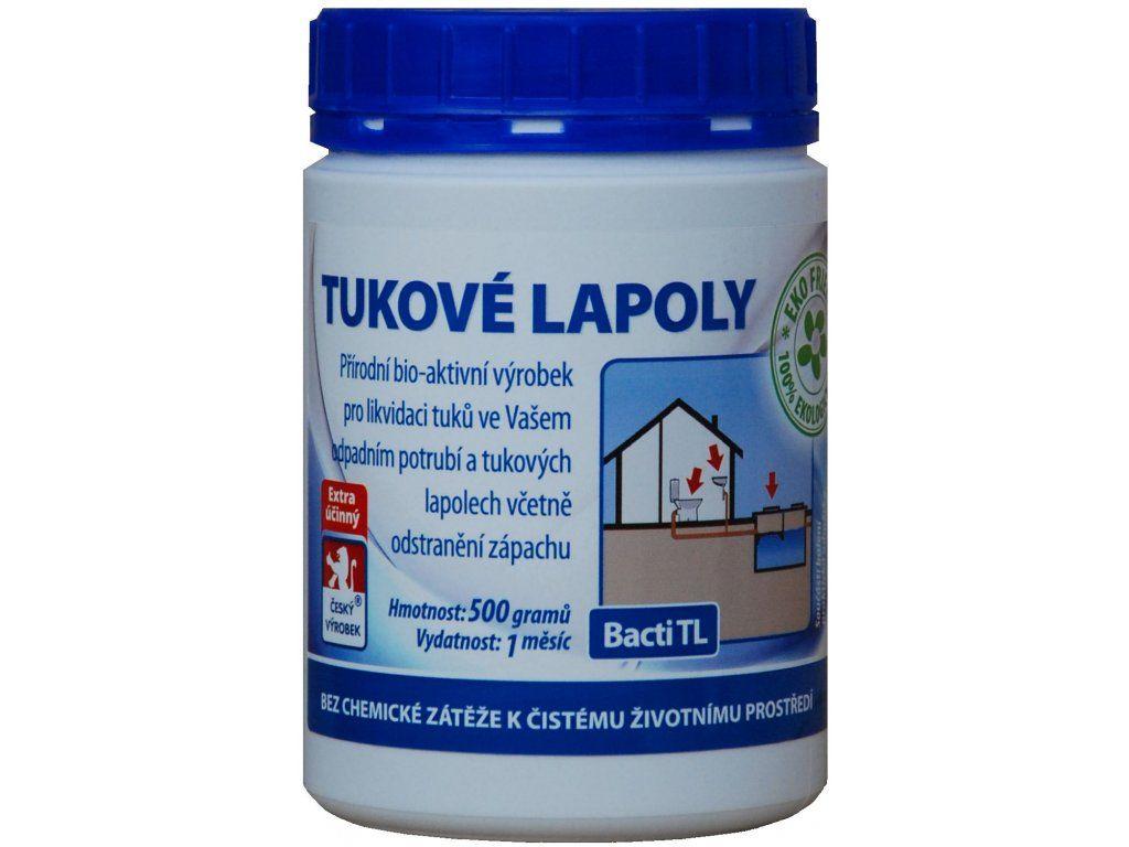 Bacti TL - bakterie pro likvidaci tuků - 0,5kg Baktoma
